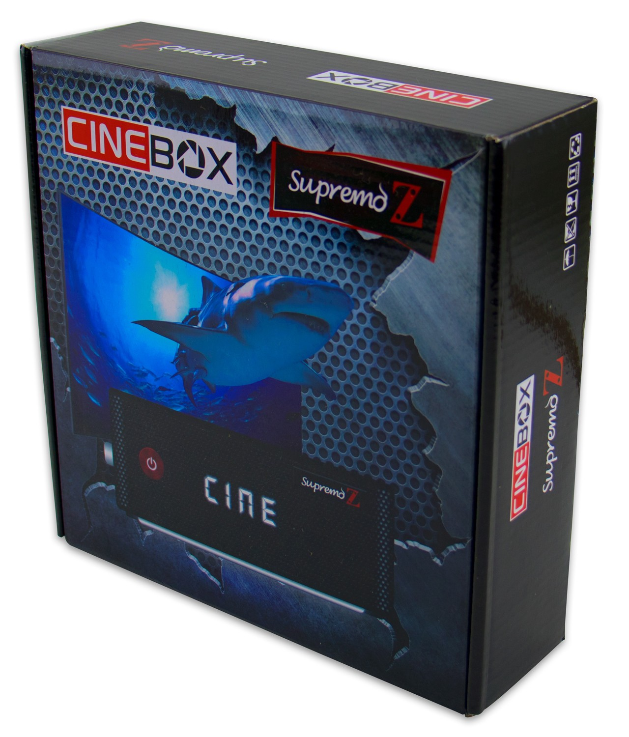 Receptor Cinebox Supremo Z - ACM
