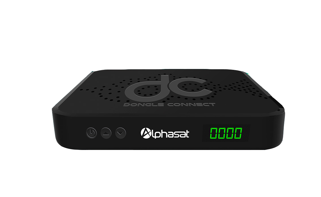 Receptor Alphasat Dongle Connect